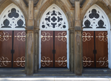 St.Mary's Exterior Doors