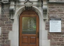 Washington University, McMillen Hall