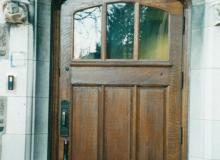 Wash. U. Door